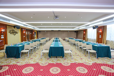 广州明悦酒店会议室